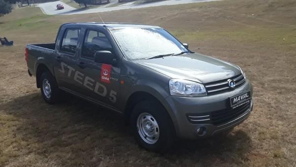 2021 GWM Steed 5 2.2 MPi Base Double Cab Bakkie Eastern Cape Port Elizabeth_0