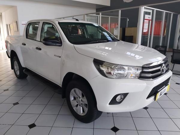 2018 Toyota Hilux 2.4 GD-6 RB SRX Double Cab Bakkie Eastern Cape Port Elizabeth_0