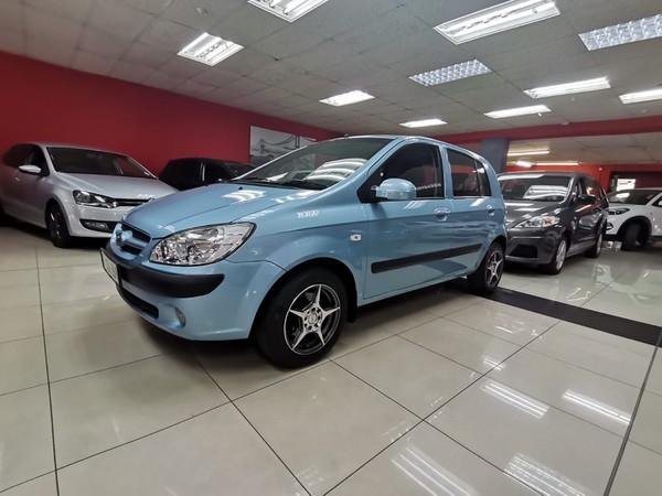 2008 Hyundai Getz 1.4  Western Cape Parow_0