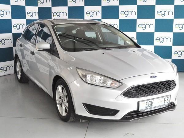 2018 Ford Focus 1.0 Ecoboost Ambiente 5-Door Free State Bloemfontein_0