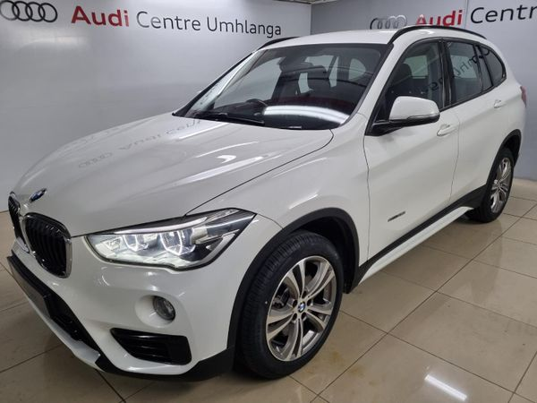 2016 BMW X1 BMW X1 sDrive20i Sport Line Sports-Auto Kwazulu Natal Umhlanga Rocks_0