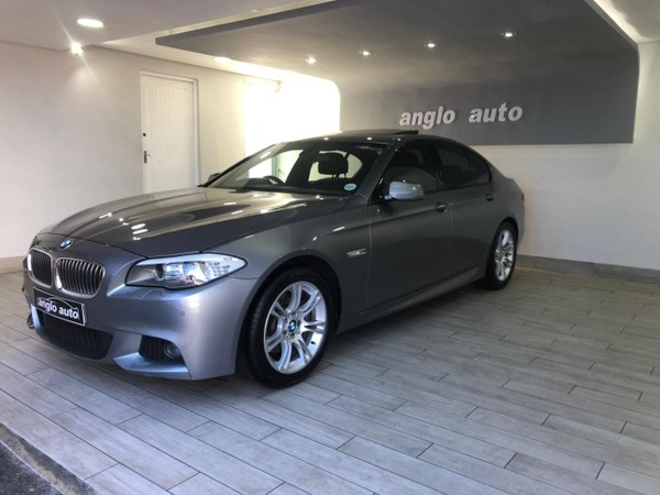2012 BMW 5 Series 520i At M-sport f10  Western Cape Athlone_0
