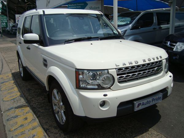 2010 Land Rover Discovery 4 3.0 Tdv6 Se  Gauteng Pretoria_0