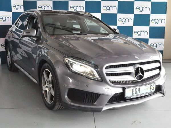2014 Mercedes-Benz GLA-Class 200 Auto Free State Bloemfontein_0