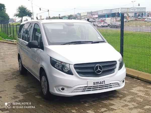 2018 Mercedes-Benz Vito 116 2.2 CDI Tourer Pro Gauteng Centurion_0