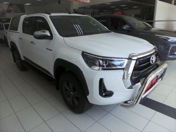 2021 Toyota Hilux 2.8 GD-6 Raider 4x4 Auto Double Cab Bakkie Gauteng Alberton_0