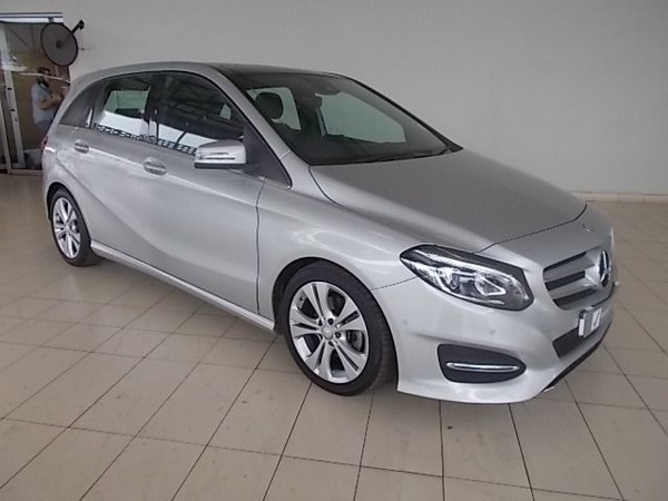 2016 Mercedes-Benz B-Class B 200 CDI Auto North West Province Potchefstroom_0