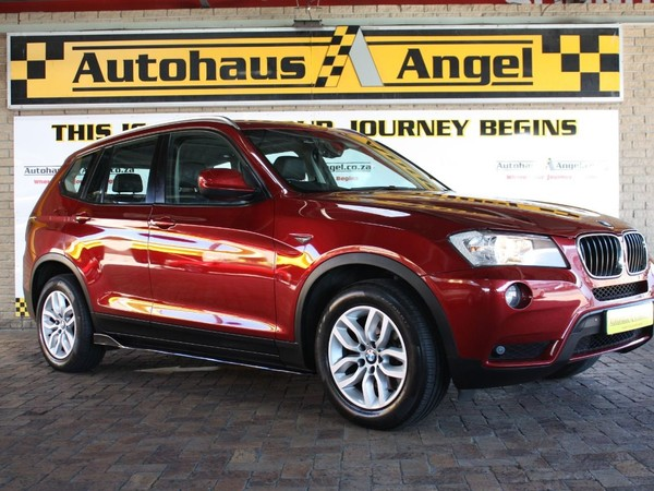 2012 BMW X3 Xdrive20d Exclusive At  Western Cape Bellville_0