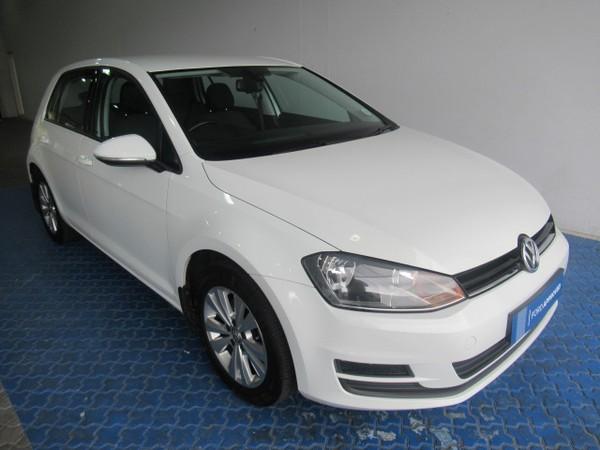 2014 Volkswagen Golf Vii 1.4 Tsi Comfortline Dsg  Western Cape George_0