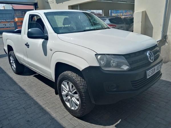 2015 Volkswagen Amarok 2.0 BiTDi Trendline 132KW 4MOT Single Cab Bakkie Gauteng Johannesburg_0