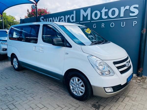 2016 Hyundai H1 Gls 2.4 Cvvt Wagon  Gauteng Pretoria_0