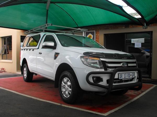 2015 Ford Ranger 2.2tdci Xls Pu Sc  Gauteng Boksburg_0