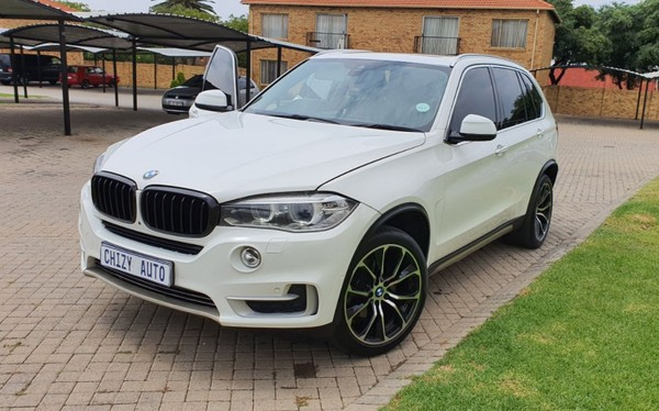 2014 BMW X5 xDRIVE30d Performance ED Auto Gauteng Bedfordview_0