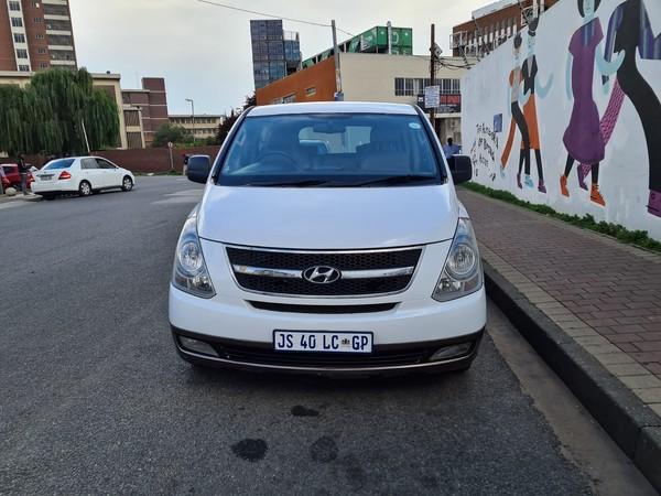 2011 Hyundai H1 2.4 Gl Multicab 6 Seat  Gauteng Jeppestown_0