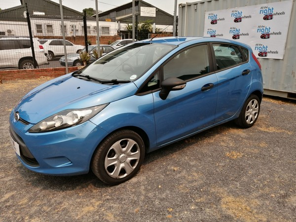 2009 Ford Fiesta 1.4i Ambiente 5dr  Western Cape Paarl_0