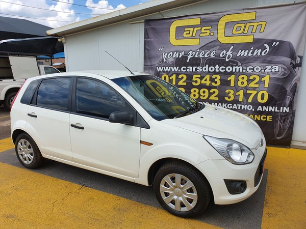 2015 Ford Figo 1.4 Tdci Ambiente  Gauteng Pretoria_0