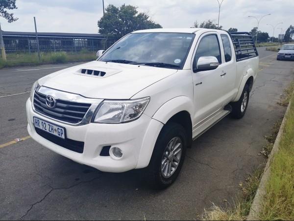 2014 Toyota Hilux 3.0d-4d Raider Xtra Cab Pu Sc  Gauteng Pretoria_0