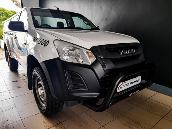 2021 Isuzu D-MAX 250 HO Fleetside Safety Single Cab Bakkie Limpopo Louis Trichardt_0