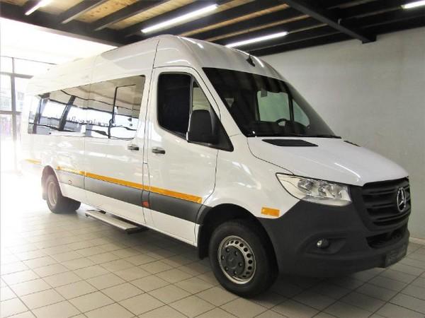 2020 Mercedes-Benz Sprinter 519 CDI LWB FC PV Western Cape Malmesbury_0