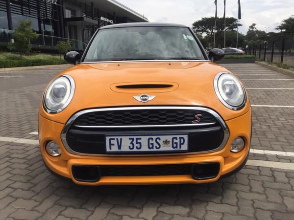 2014 MINI Cooper S  Gauteng Menlyn_0