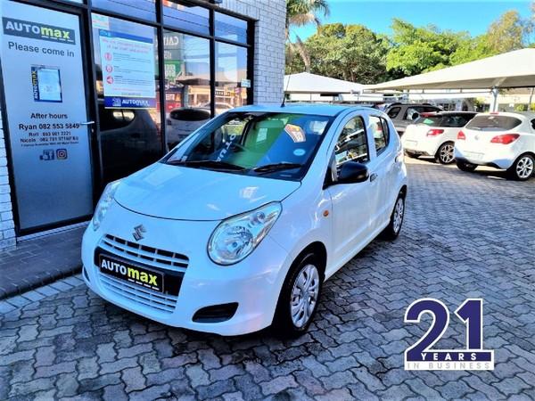 2012 Suzuki Alto 1.0 Ga  Eastern Cape Port Elizabeth_0