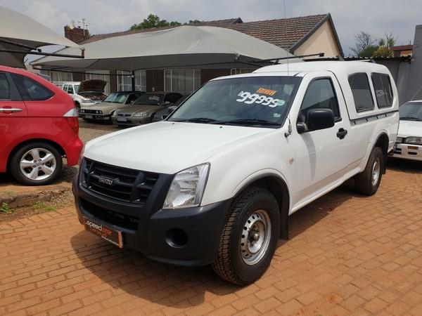2012 Isuzu KB Series Kb250d Lwb Pu Sc  Gauteng Boksburg_0