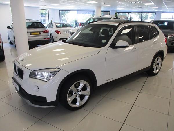 2014 BMW X1 Sdrive20d At  Kwazulu Natal Umhlanga Rocks_0