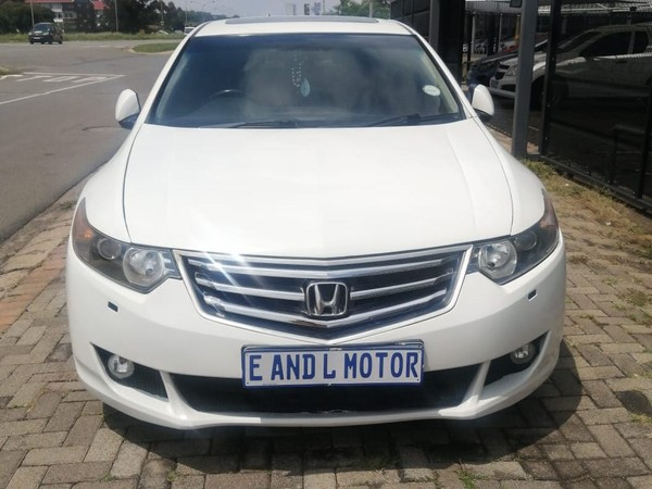 2011 Honda Accord 2.4 Exclusive  Gauteng Kempton Park_0