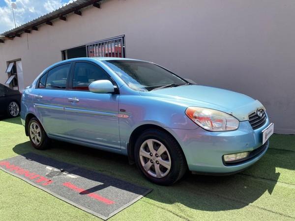 2008 Hyundai Accent 1.6 Gls  Gauteng Boksburg_0