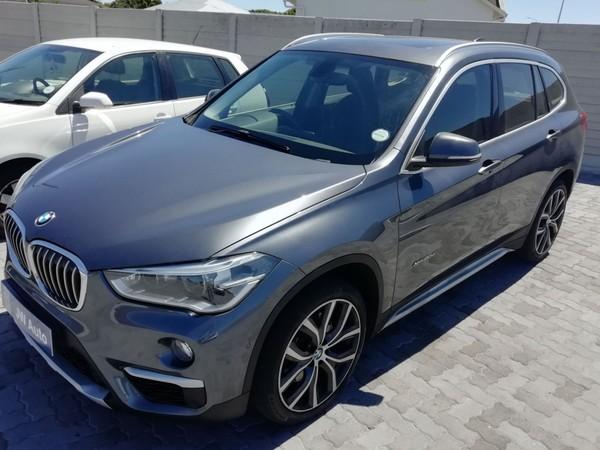 2016 BMW X1 Xdrive20d Xline At  Eastern Cape Port Elizabeth_0