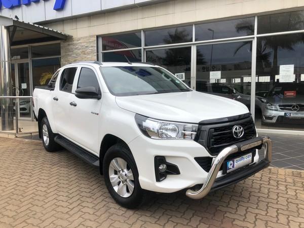 2019 Toyota Hilux 2.4 GD-6 RB SRX Double Cab Bakkie Kwazulu Natal Richards Bay_0