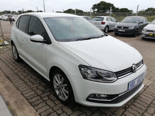 2017 Volkswagen Polo 1.2 TSI Highline DSG 81KW Kwazulu Natal Richards Bay_0