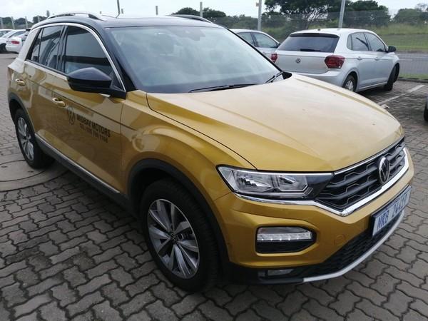 2021 Volkswagen T-ROC 1.4 TSI Design Tiptronic Kwazulu Natal Richards Bay_0