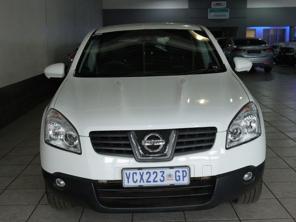 2009 Nissan Qashqai 2.0 Dci Acenta  North West Province Potchefstroom_0