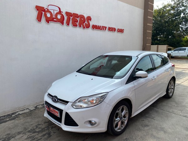 2014 Ford Focus 1.6 Ti Vct Trend 5dr  North West Province Rustenburg_0