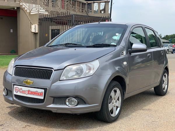 2013 Chevrolet Aveo 1.6 Ls  Gauteng Brakpan_0