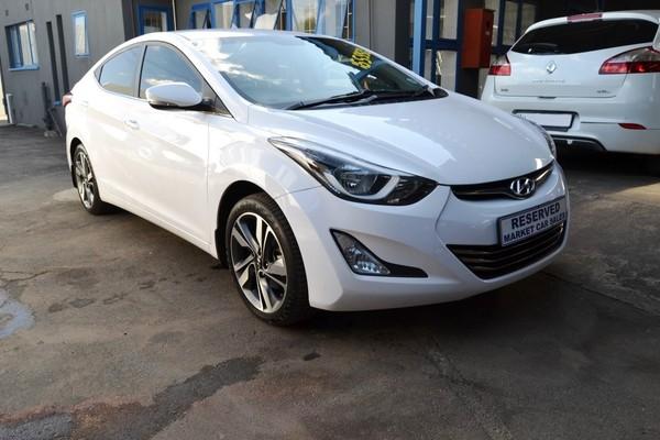 2015 Hyundai Elantra 1.6 Executive Gauteng Johannesburg_0