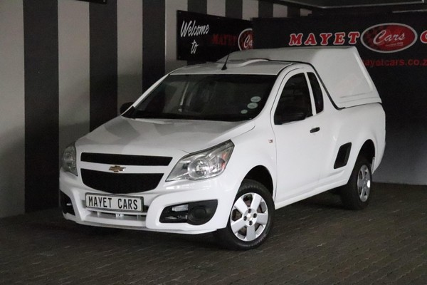 2016 Chevrolet Corsa Utility 1.4 Ac Pu Sc  Mpumalanga Delmas_0