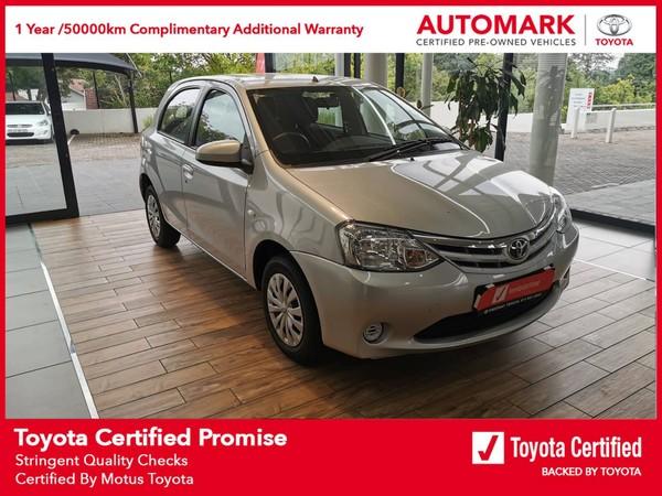 2021 Toyota Etios 1.5 Xi 5dr  Gauteng Bryanston_0