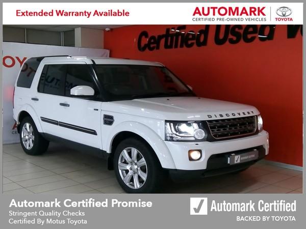 2014 Land Rover Discovery 4 3.0 Tdv6 Se  Gauteng Edenvale_0