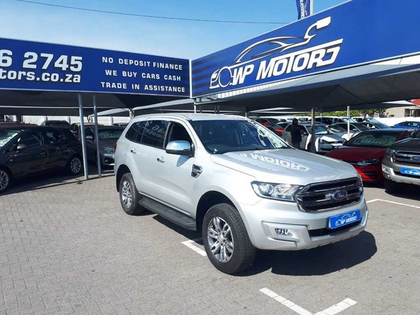 2017 Ford Everest 3.2 TDCi XLT Auto Western Cape Bellville_0