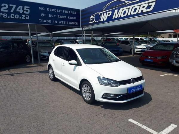 2015 Volkswagen Polo GP 1.2 TSI Comfortline 66KW Western Cape Bellville_0