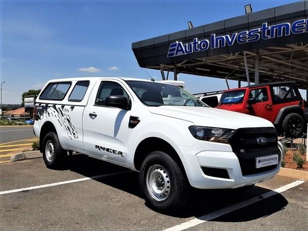 2016 Ford Ranger 2.2TDCi XL Single Cab Bakkie Gauteng Centurion_0