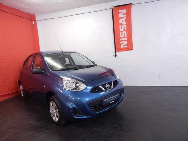 2021 Nissan Micra 1.2 Active Visia Gauteng Sandton_0
