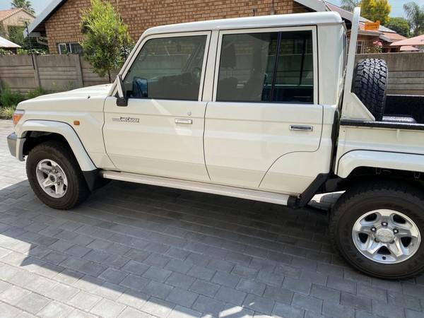 2020 Toyota Land Cruiser 79 4.5D Double cab Bakkie Mpumalanga Middelburg_0