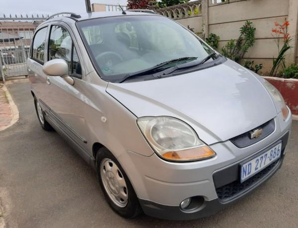 2010 Chevrolet Spark 1.2 Ls 5dr  Kwazulu Natal Phoenix_0