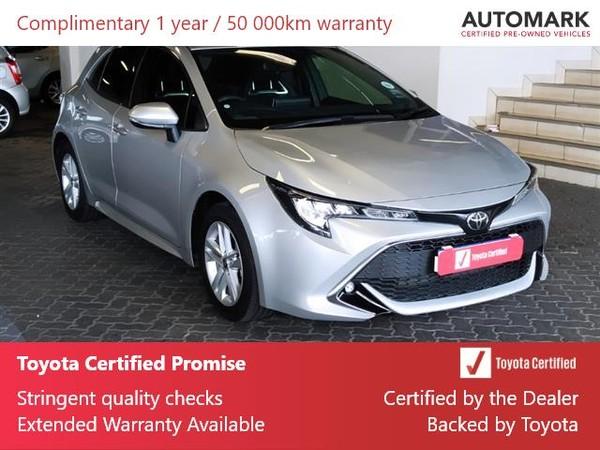 2020 Toyota Corolla 1.2T XR CVT 5-Door Gauteng Roodepoort_0
