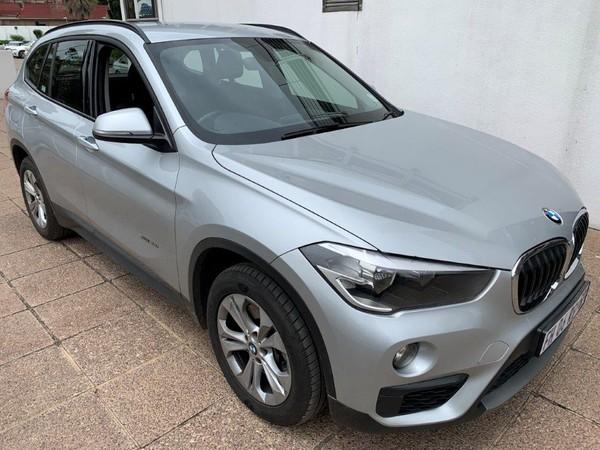 2016 BMW X1 sDRIVE20i Auto Gauteng Germiston_0