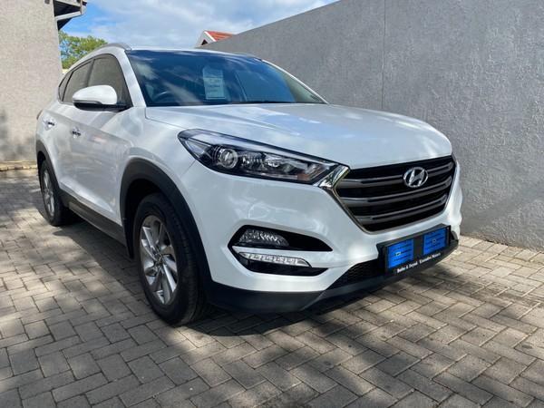 2017 Hyundai Tucson 1.6 TGDI Executive Gauteng Vanderbijlpark_0