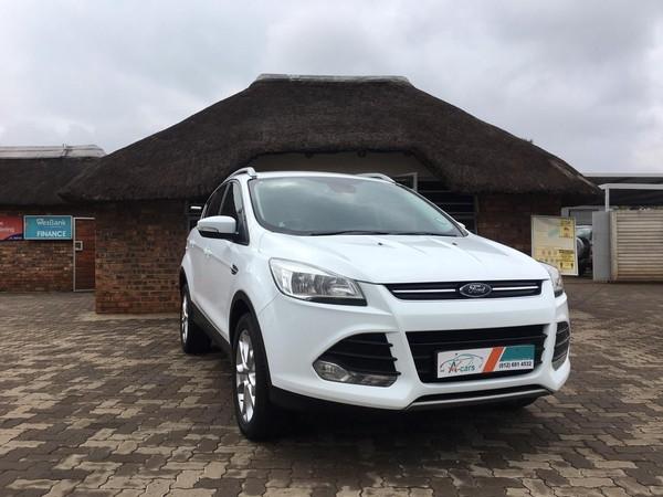 2017 Ford Kuga 1.5 Ecoboost Trend Auto Gauteng Centurion_0